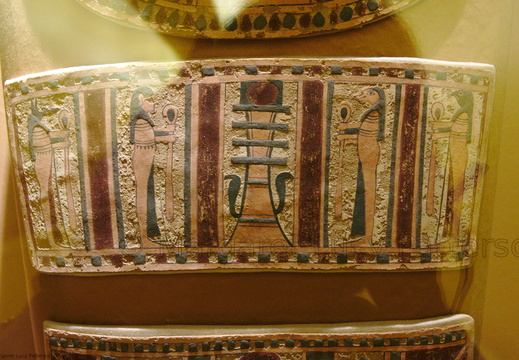 Cartonnage Funerary Assembly