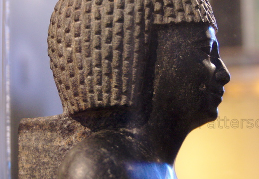Statue of a Priest of Amun
