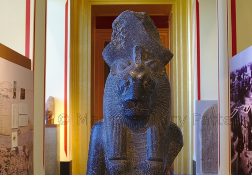 Bust of a Statue of Sekhmet